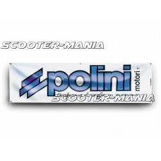 banner Polini (PVC) 260x100cm