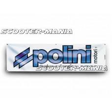 banner Polini (fabric) 300x80cm