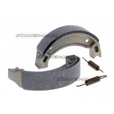 brake shoe set 110x25mm heavy duty for GY6 139QMA 139QMB