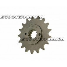 front sprocket 17 tooth