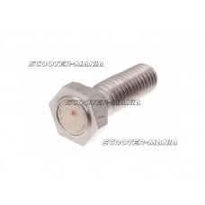 brake disc magnetic screw Koso M8x1.25x27.5