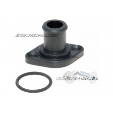cooling hose adapter cylinder head Polini for Piaggio LC