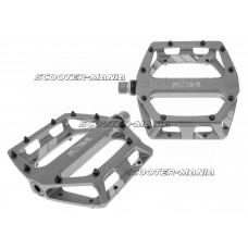 n8tive flat pedal XC 99x100mm - grey
