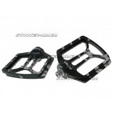 n8tive flat pedal NOAX V.1 cold forged - black