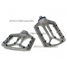 n8tive flat pedal NOAX V.1 cold forged - grey