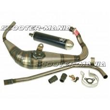 exhaust Tecnigas E-Box for Derbi GPR50 -2009, Aprilia RS50 -2010 (D50B0)