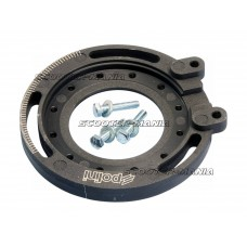 baseplate for Polini ignitions for Minarelli AM6, Derbi D50B0, EBE, EBS