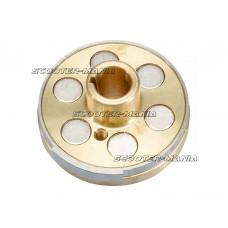 analog ignition system rotor Polini for Derbi D50B0, EBE, EBS
