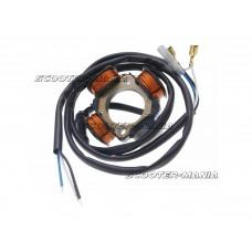 analog ignition system stator Polini for Vespa 50 Special, ET3 125 Primavera 125