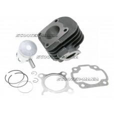 cylinder kit 50cc for 10mm piston pin for Minarelli horiz. AC