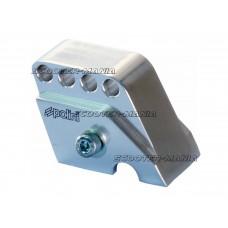 riser kit Polini CNC 4-hole aluminum for Piaggio