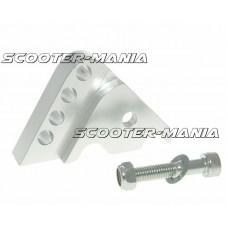 riser kit Polini CNC 4-hole aluminum for Minarelli horizontal