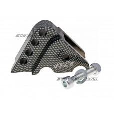 riser kit Polini CNC 4-hole Carbon Look for Minarelli horizontal