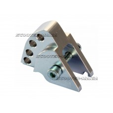 riser kit Polini CNC 4-hole aluminum for Minarelli vertical