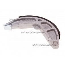 brake shoe Polini 135x16mm for drum brake for Piaggio / Vespa Ciao, Bravo, Grillo, SI, Vespino