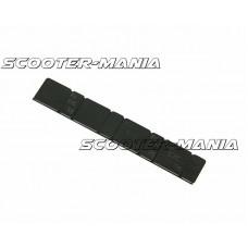 balancing weights adhesive tape / glue strip black flat version