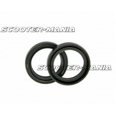 fork oil seal set 29,8x40x7 for Booster, Nitro 50-100cc