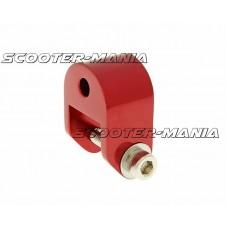 raising kit CNC 40mm red for Piaggio