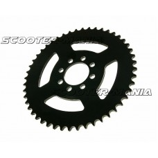 rear sprocket 48 teeth (chain 420) 8-hole, center hole d=60mm for Yamaha DT50 R Trail (03-)
