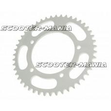 rear sprocket 47 teeth (chain 420) 5-hole, center hole d=120mm for Aprilia RS50 (99-05)