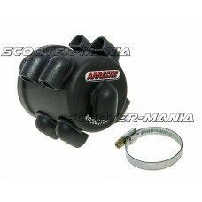 air filter Arreche Airbox long version 36.5mm 45? carb connection black