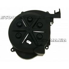 alternator cover OEM black for Piaggio 50cc LC