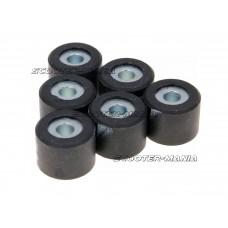 roller set / variator weights Polini 15x12mm - 6.5g