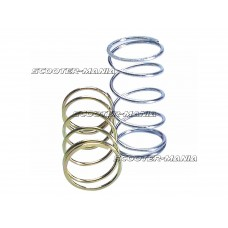 torque / variator adjuster spring set Polini (2 pcs) +10%, +18% for Piaggio Sfera, Zip AC