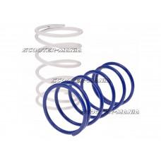 torque / variator adjuster spring set Polini Evolution (2 pcs) -30%, -8% for Piaggio