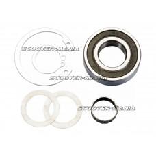 bearing set Polini for Torsen WD swing arm / engine brace