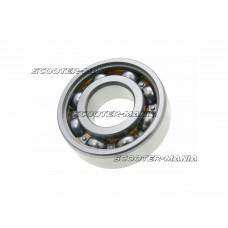 bearing gear cover Polini Evolution Gear Box 6203 C4 17x40x12mm for Piaggio, Minarelli horizontal
