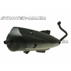 exhaust black for Honda PCX 125