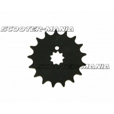 front sprocket 17 teeth for Puch Maxi