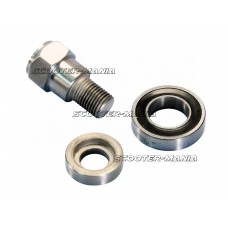 front wheel bearing kit front Polini for Piaggio Zip SP with single-sided swingarm