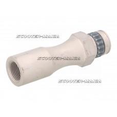axle bolt Polini for Torsen WD swing arm / engine brace for Piaggio Extrem LC, NRG MC2, NTT
