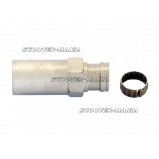 axle bolt Polini for Torsen WD swing arm / engine brace for Aprilia SR 50 R Factory, Derbi GP1 50 01-03, Gilera Runner 50 PureJet, Runner 50 SP, Piaggio NRG MC3 LC DD