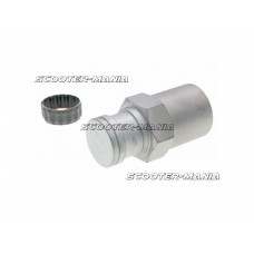 axle bolt Polini for Torsen WD swing arm / engine brace for Minarelli vertical with crankcase 5WWE51500000