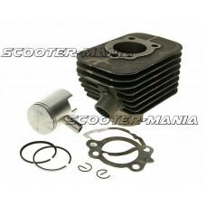 cylinder kit 50cc 12mm piston pin for Piaggio Boss, Bravo, Ciao, Grillo, Si