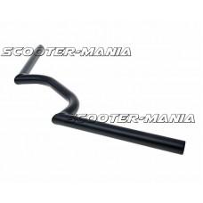 handlebar M-type black 56,5cm