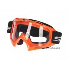 MX goggle S-Line orange