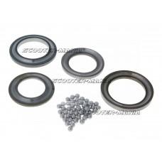 steering bearing set for Aprilia SR, Scarabeo 50 (all models)