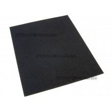 dry sandpaper P120 230 x 280mm sheet