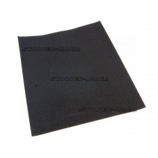 dry sandpaper P180 230 x 280mm sheet