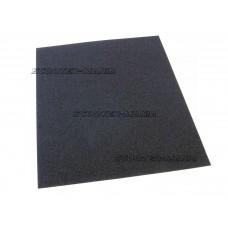 dry sandpaper P80 230 x 280mm sheet