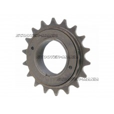 freewheel rear sprocket 18 tooth for Piaggio Ciao