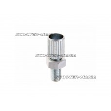 adjusting screw M5x22mm for throttle cable