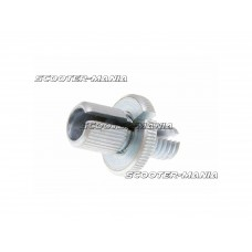 adjusting screw M8x25mm for throttle, brake and clutch cable