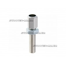 adjusting screw M6x35mm for throttle cable