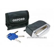 alarm disc lock Oxford Screamer for brake disc