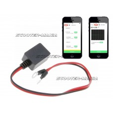 battery monitor / battery guard bluetooth for smartphone & tablet (iOS, Android)
